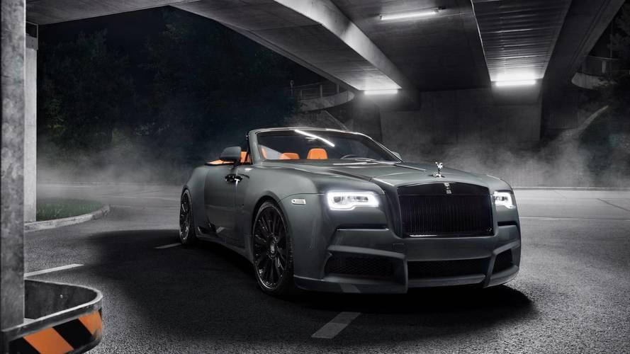 Rolls-Royce Dawn par Spofec