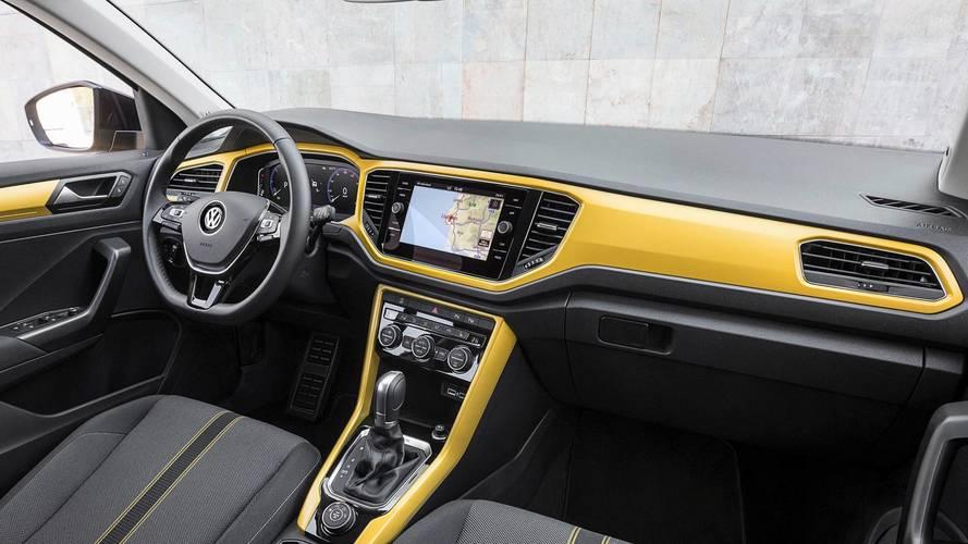 volkswagen t roc 2018 precios de la versi n 1 5 tsi evo de 150 cv. Black Bedroom Furniture Sets. Home Design Ideas