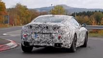BMW M8 New Spy Photos Nurburgring
