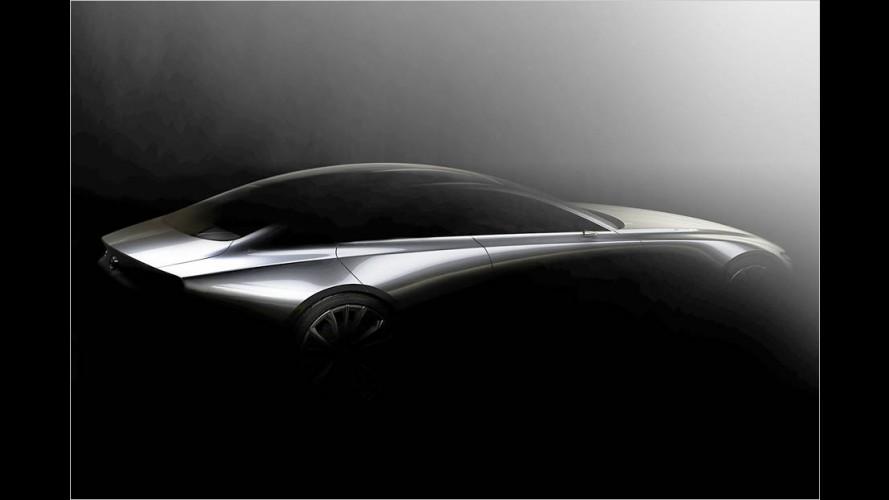 Mazda-Neuheiten in Tokio