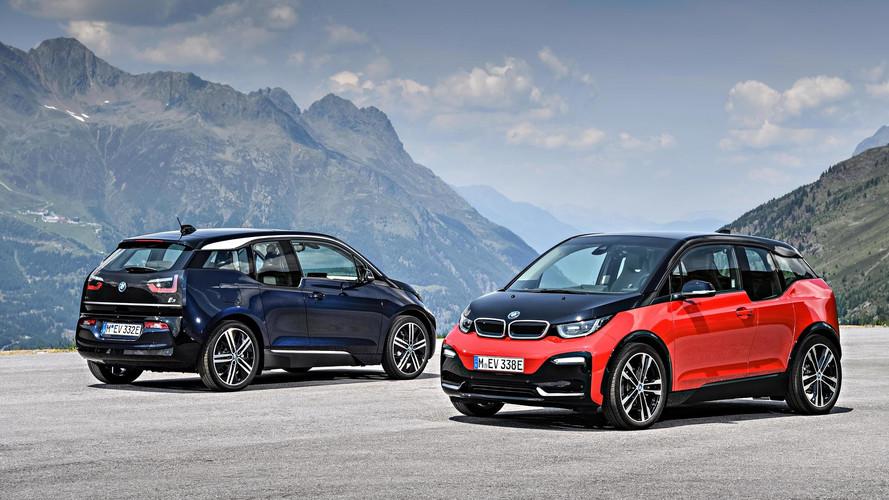 Hivatalos videókon a BMW i3 és i3s