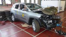 Jeep Compass e Ford Fiesta - Euro NCAP