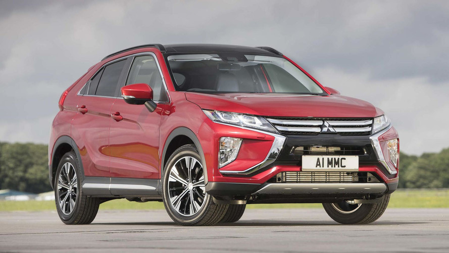 Mitsubishi Eclipse Cross available from £199 per month