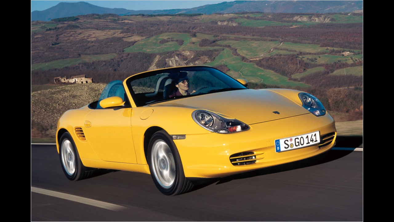 Porsche Boxster (1996 bis 2004)