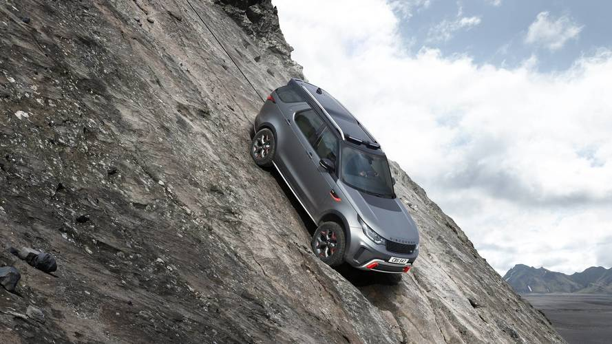 Jaguar Land Rover to move ALL Discovery production to Slovakia