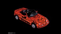 BMW Z1 Art Car by A.R. Penck
