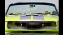 Ford Mustang Restomod - Green