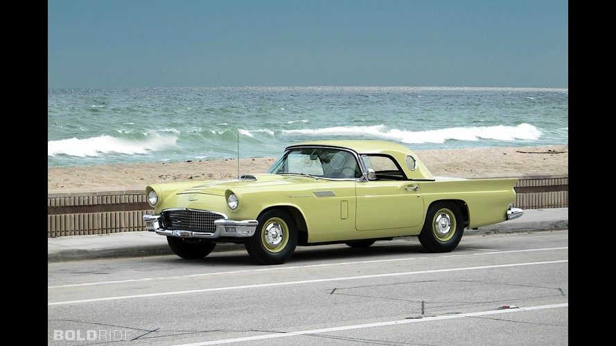 Ford Thunderbird Phase I Supercharged D/F