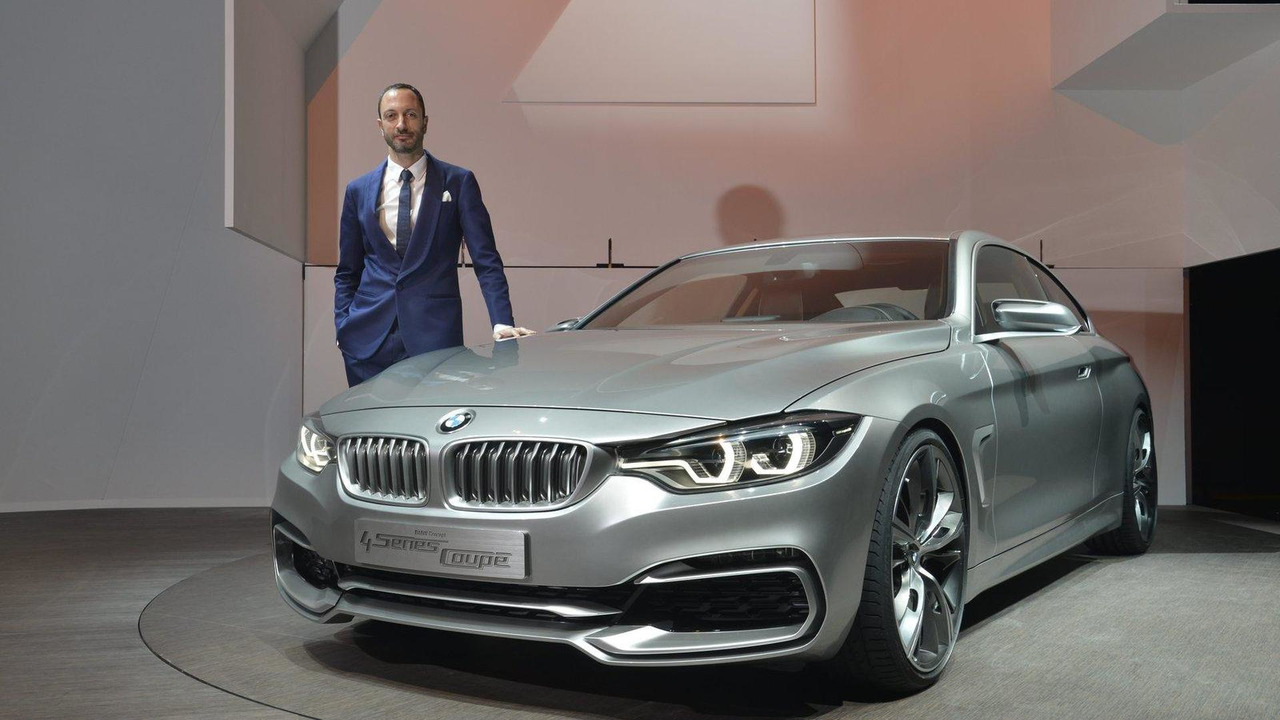 BMW 4-Series Coupe concept 10.12.2012