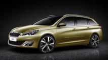 2014 Peugeot 308 SW digitally imagined