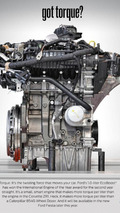 Ford 1.0-liter EcoBoost engine 05.06.2013