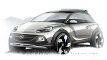 Opel ADAM ROCKS Concept