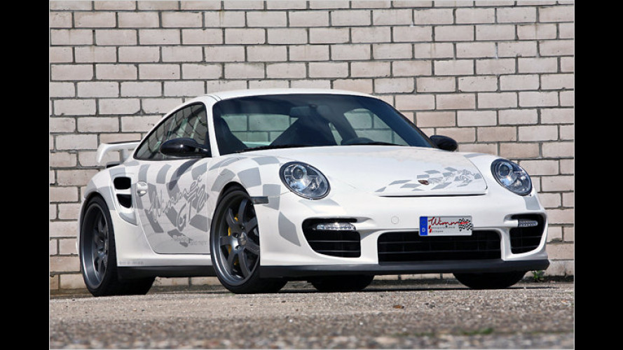Wimmer Rennsporttechnik macht den 911 GT2 noch stärker