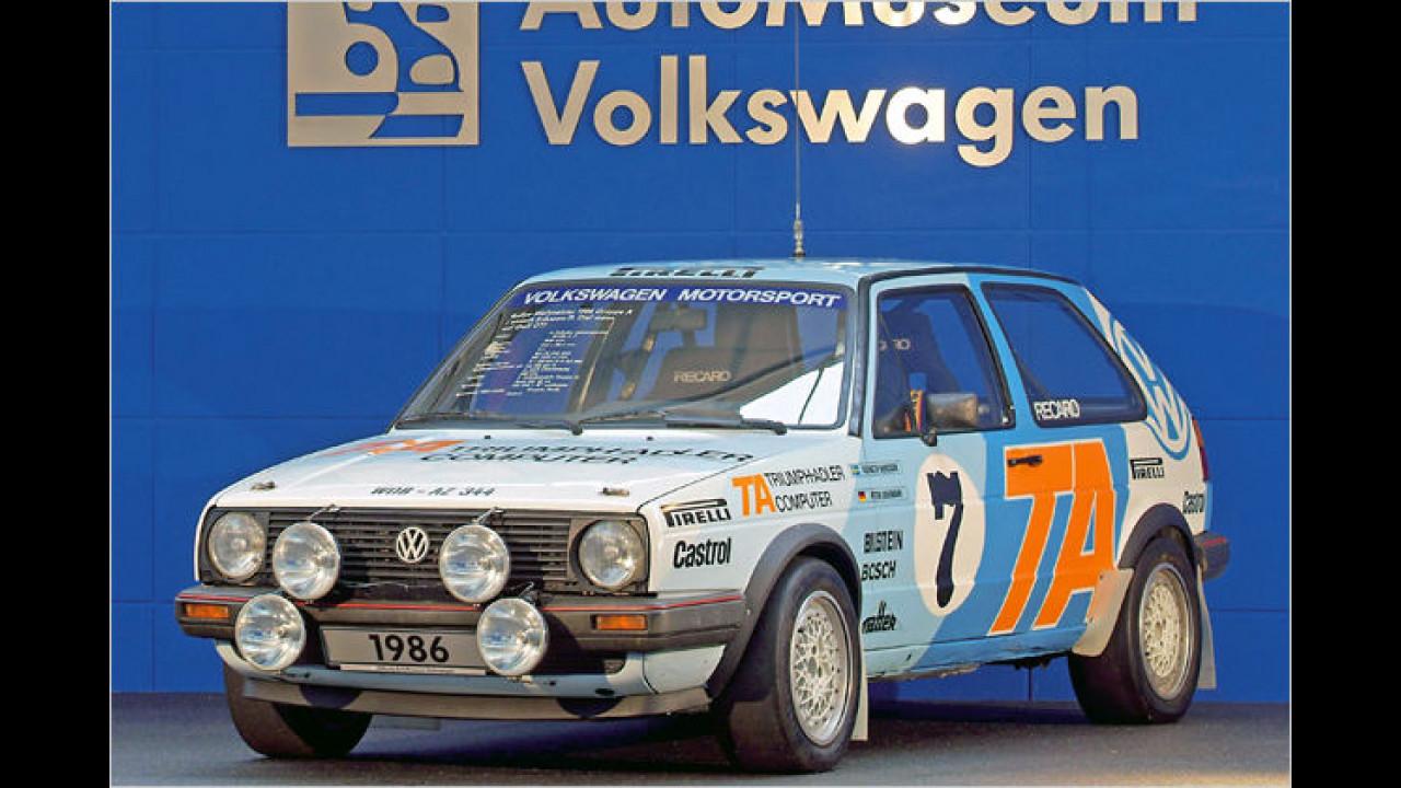 VW Rallye-Golf (1986)