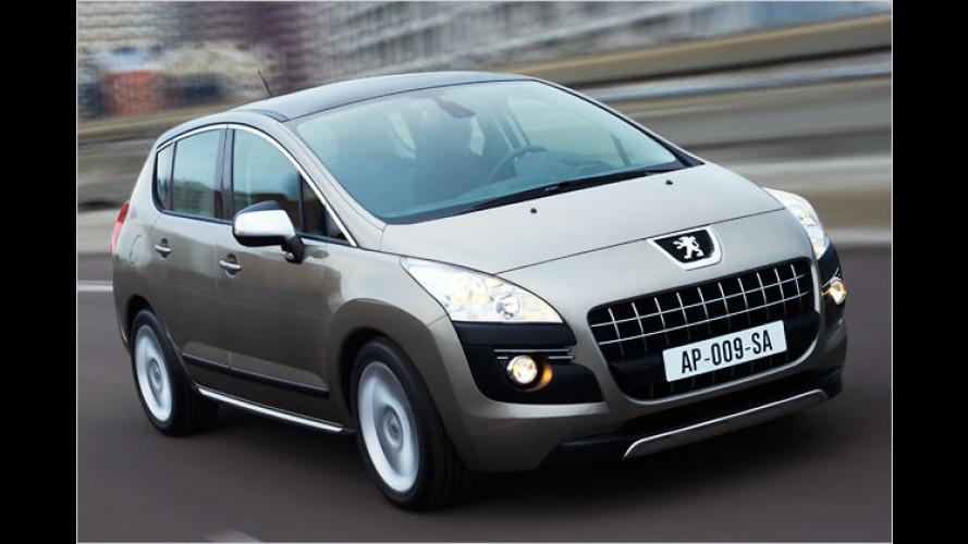 Peugeot 3008: Preis für den Crossover bekanntgegeben