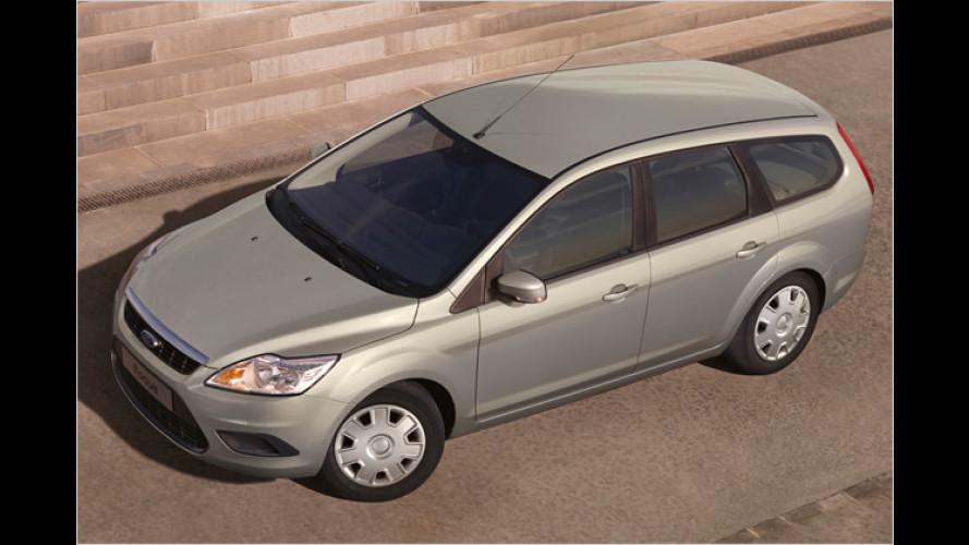 Ford Focus für Sparfüchse: Concept als neuer Einsteiger