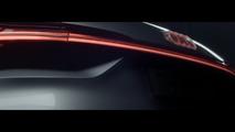 Audi E-Tron concept teasers