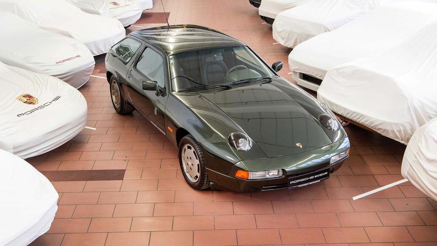 Porsche reveals 30-year-old 928 shooting brake prototype