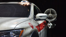 Nissan Rogue Star Wars Concept: Chicago 2017