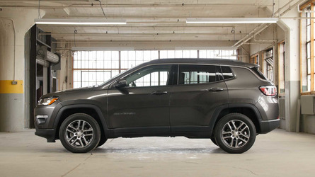 2017 Jeep Compass   Why Buy?