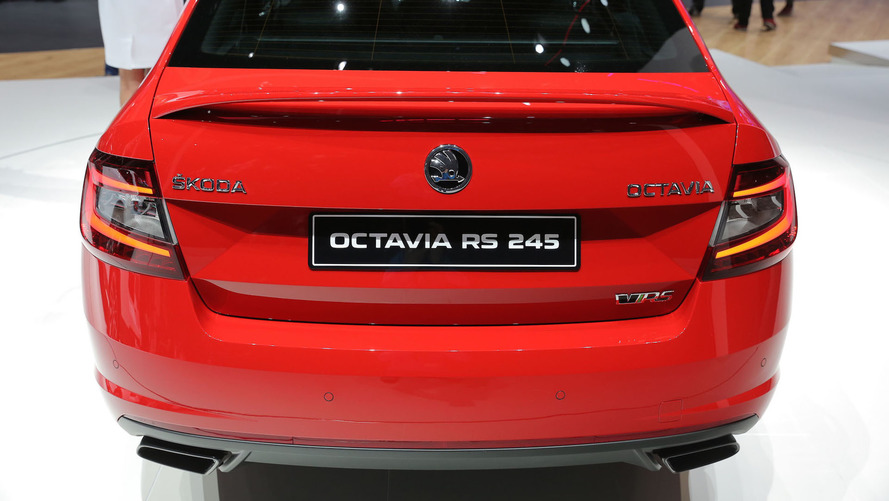 octavia rs 245 makes us remember skoda s wrc legacy. Black Bedroom Furniture Sets. Home Design Ideas