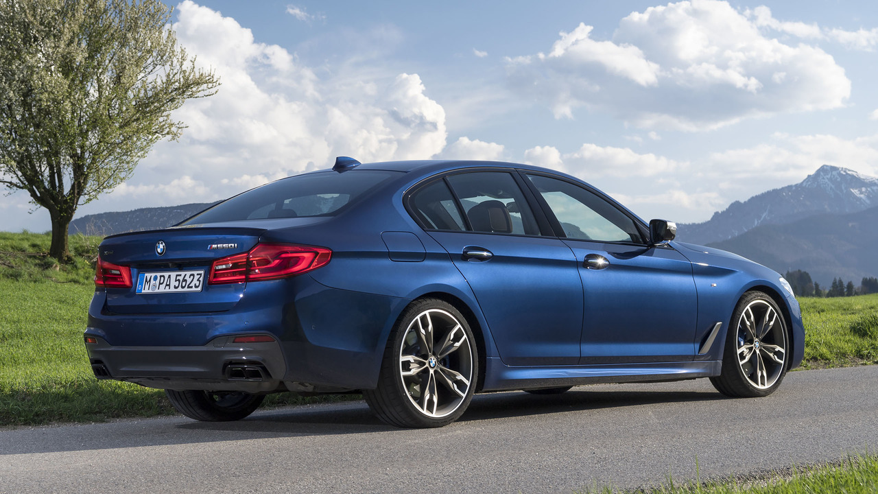 Sign And Drive Lease Deals >> 2018 BMW M550i First Drive: Five For Fighting
