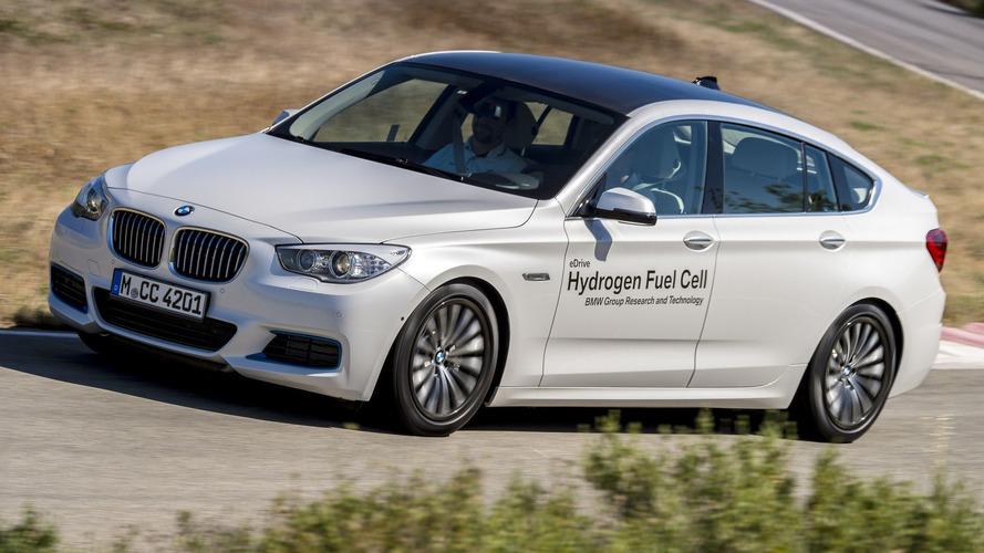 BMW'nin hidrojenli modeli 2021'e kadar gelecek