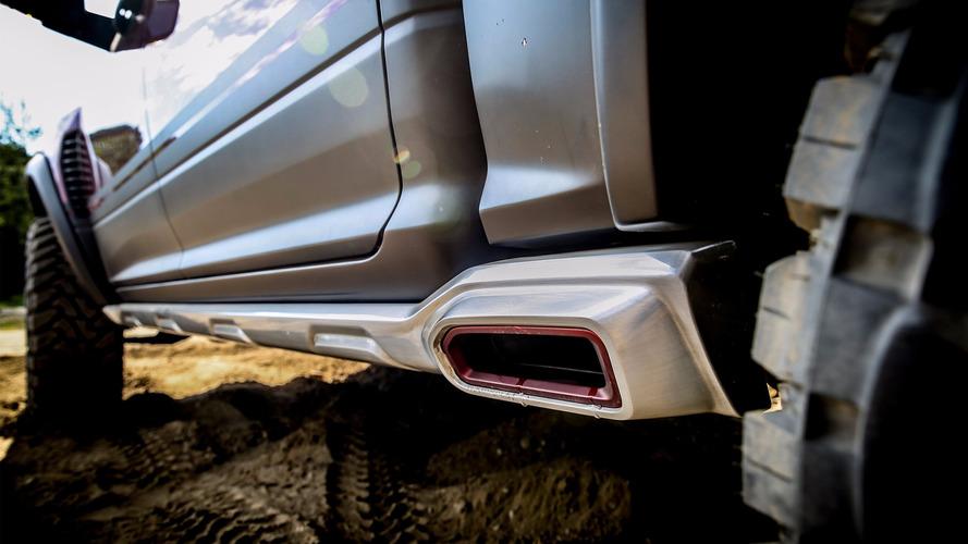 Dodge Ram Rebel TRX
