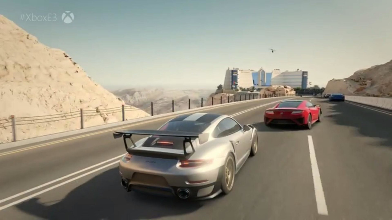 2018 Porsche 911 GT2 RS E3'te