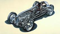1937 - Mercedes W125