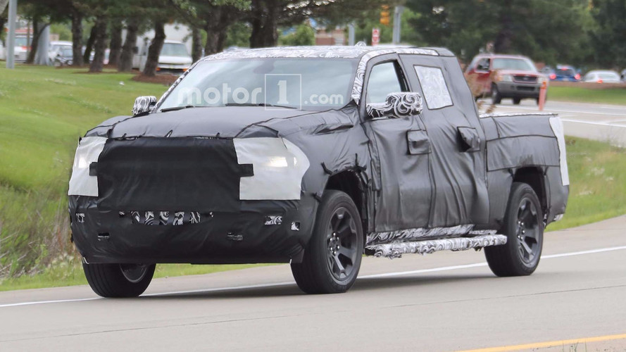 Next-Generation Ram 1500 Pickup Spied For First Time