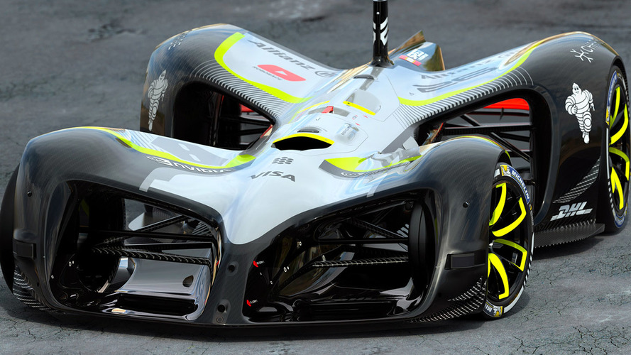 Roborace: The racing car from the future is here now