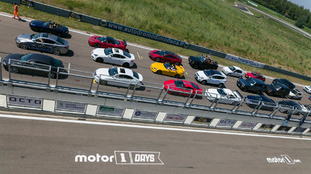 First-annual Motor1 Days in Italy Was Huge Success [224 Images]