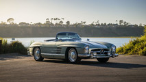 Mercedes 300SL Roadster 1960