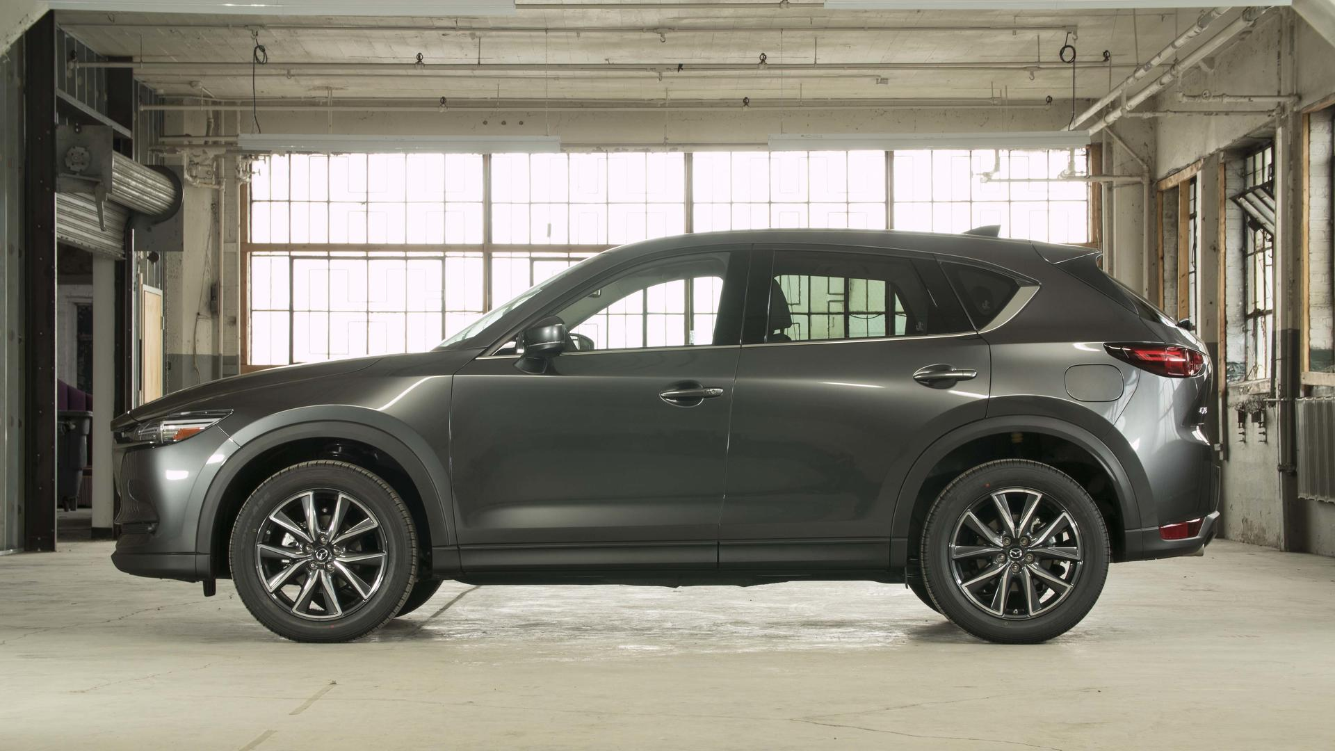 2017 mazda cx-5 | why buy?