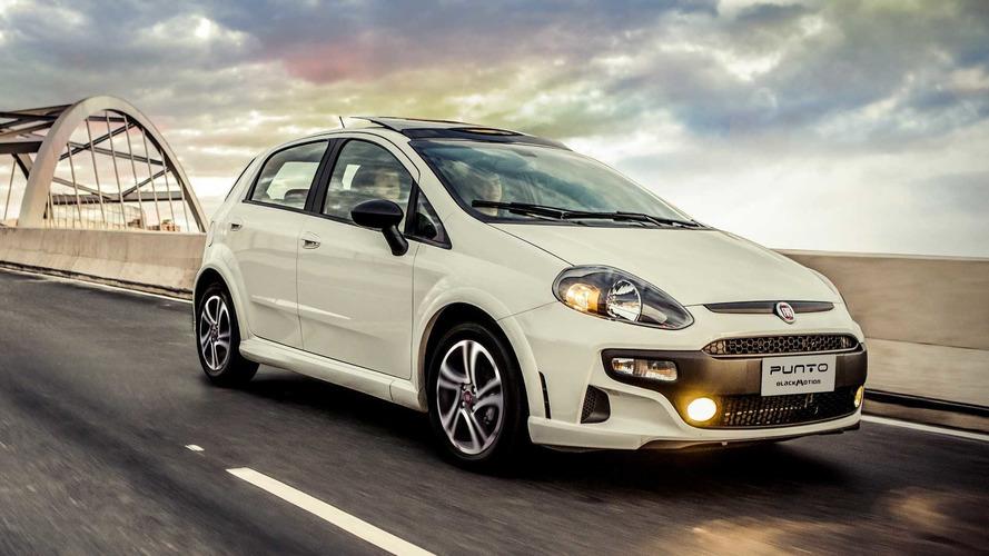 Hatches compactos - À espera do Fiat Argo, Punto despenca nas vendas