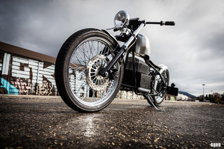 The Sinecycle Is A Chopper For Environmentalists