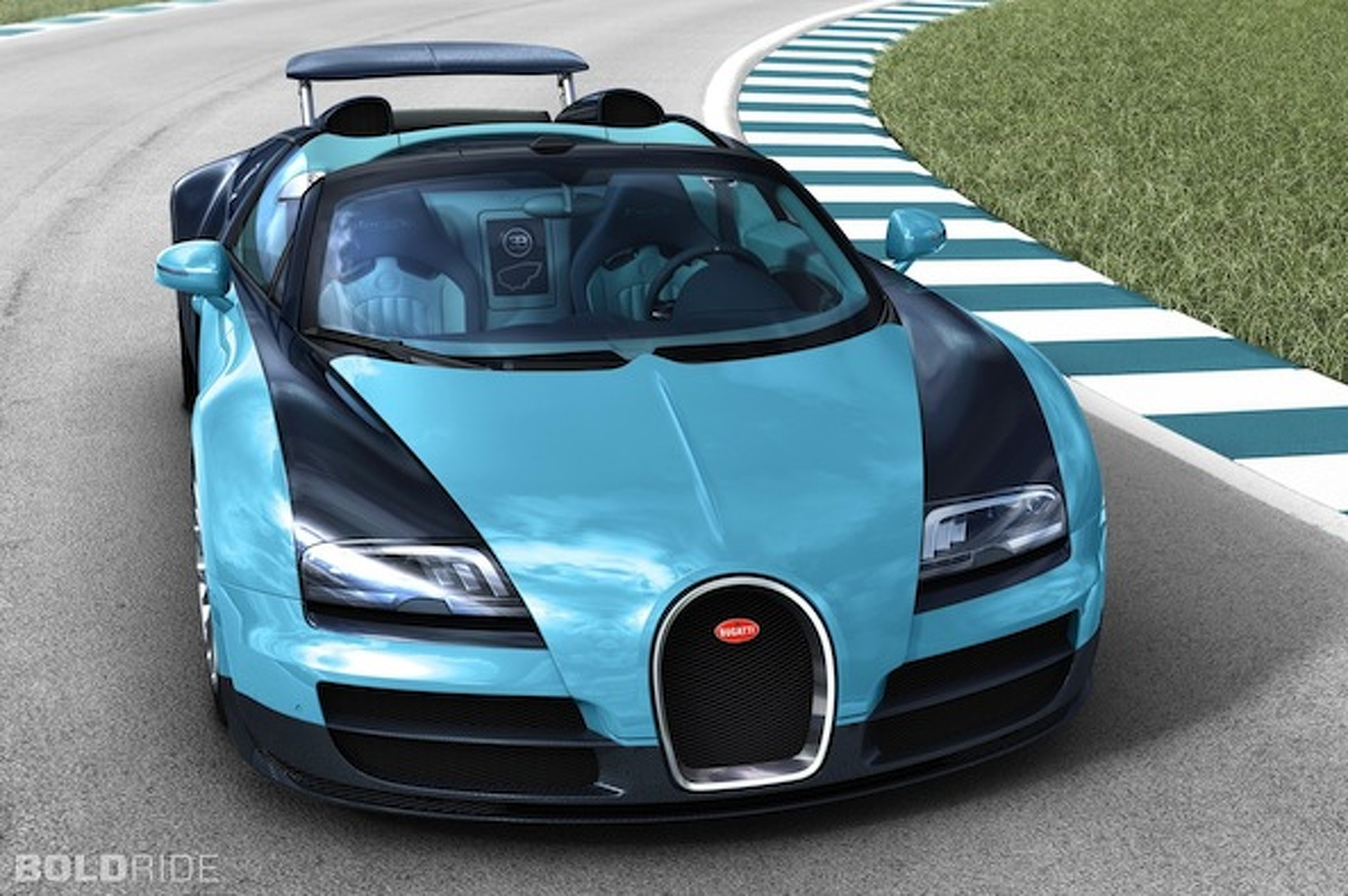 Bugatti Honors Racing Legend with Special Edition Veyron