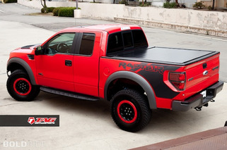 TAG Motorsports Dishes out 600HP SVT Raptor