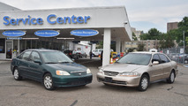 Honda Civic and Accord service