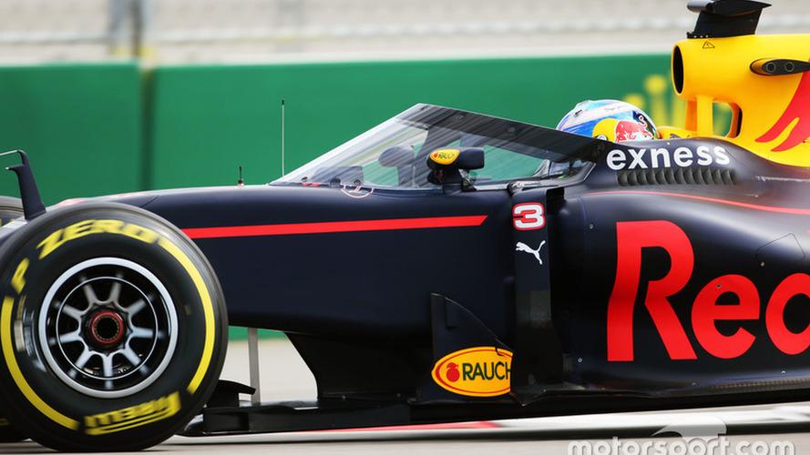 Red Bull's Aeroscreen makes F1 practice debut