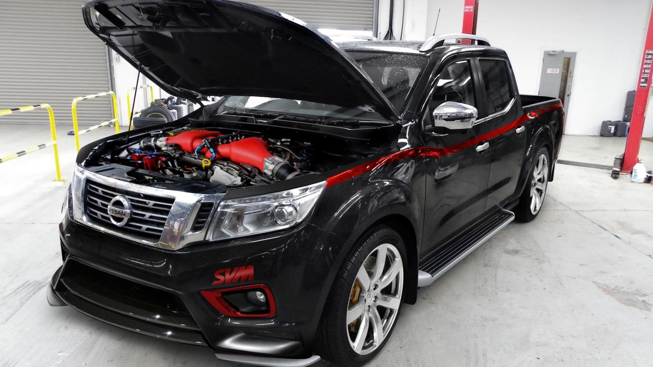 Nissan Navara by Severn Valley Motorsport