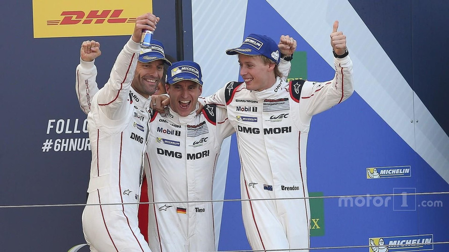 Nurburgring WEC: Porsche beats Audi as #1 crew takes victory