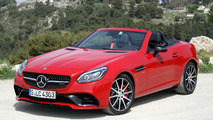 First Drive: 2017 Mercedes-Benz SLC