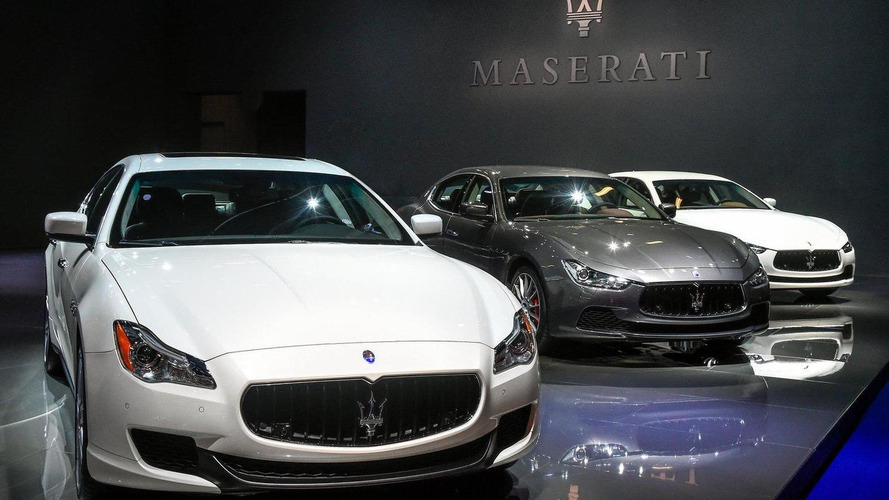2016 Maserati Ghibli & Quattroporte unveiled with updated engines