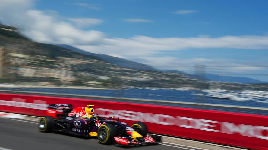 Red Bull not expecting to keep Monaco form