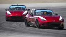Mazda MX-5 Cup racing cars