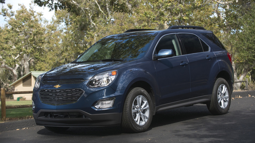 2016 Chevrolet Equinox Media Photos