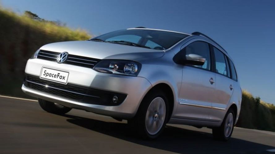 Volkswagen anuncia Recall do SpaceFox 2012