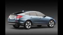 Salão de Nova York: Honda Crosstour Concept é revelado